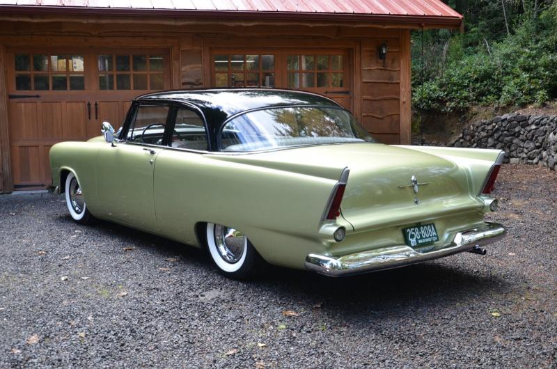Plymouth & Desoto diplomat 1955 - 1956 custom & mild custom - Page 2 150