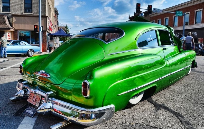 Buick 1950 -  1954 custom and mild custom galerie - Page 7 15132310