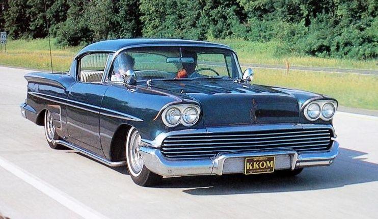 Chevy 1958 custom & mild custom - Page 6 15133010
