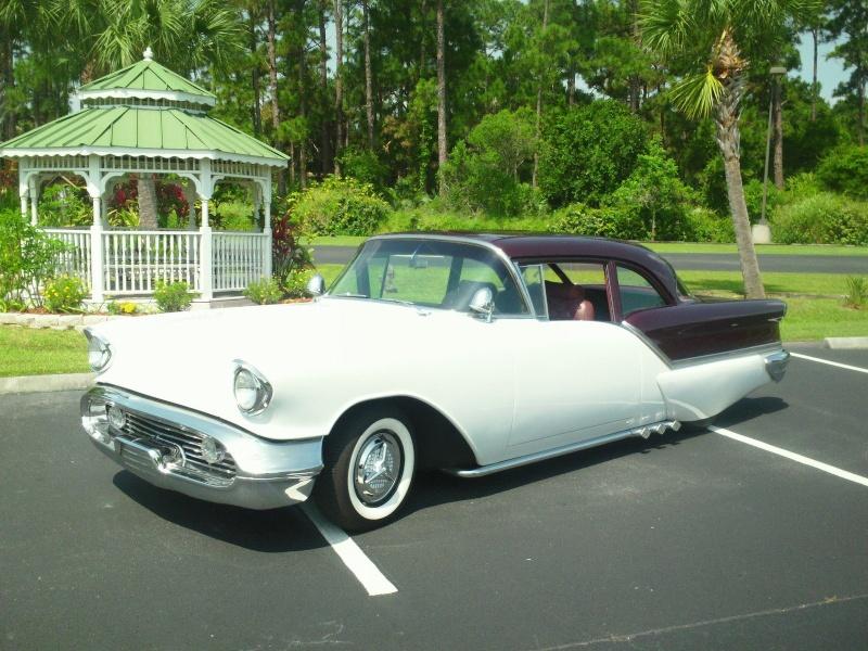 Oldsmobile 1955 - 1956 - 1957 custom & mild custom - Page 4 152