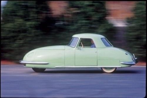 1948 Davis Three Wheels 160
