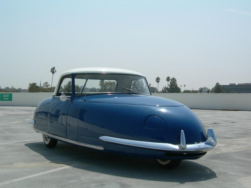 1948 Davis Three Wheels 161