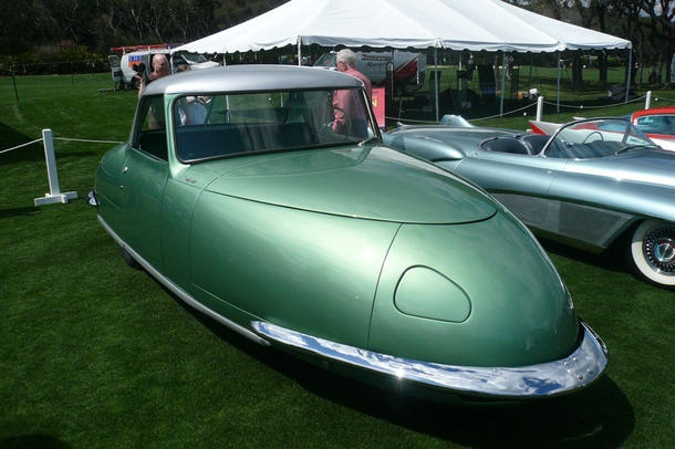 1948 Davis Three Wheels 162