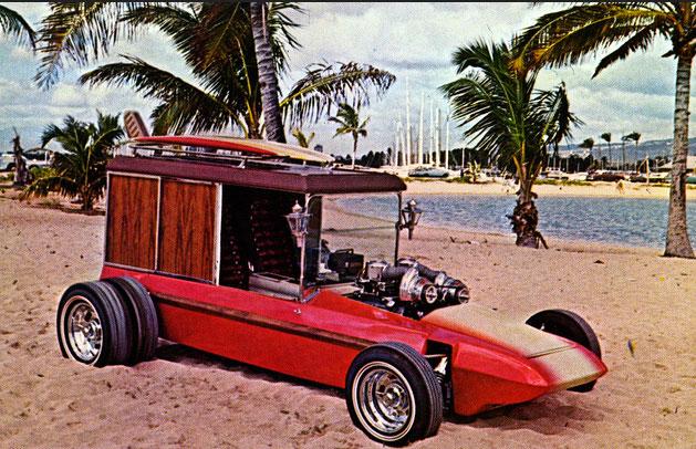 Surf Woody - George Barris - 1965 165