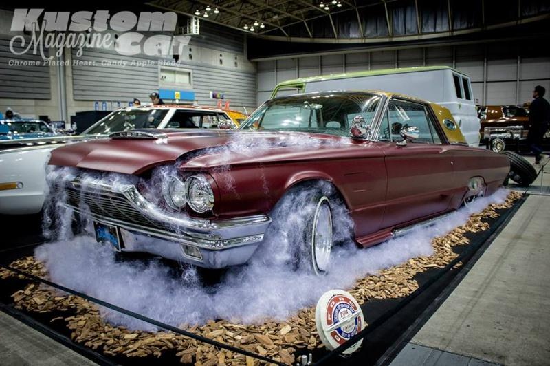 Ford Thunderbird 1964- 1966 custom & mild custom 17192_10