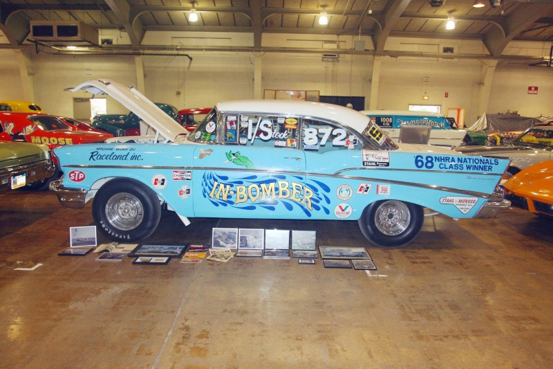 1950's car dragster 174