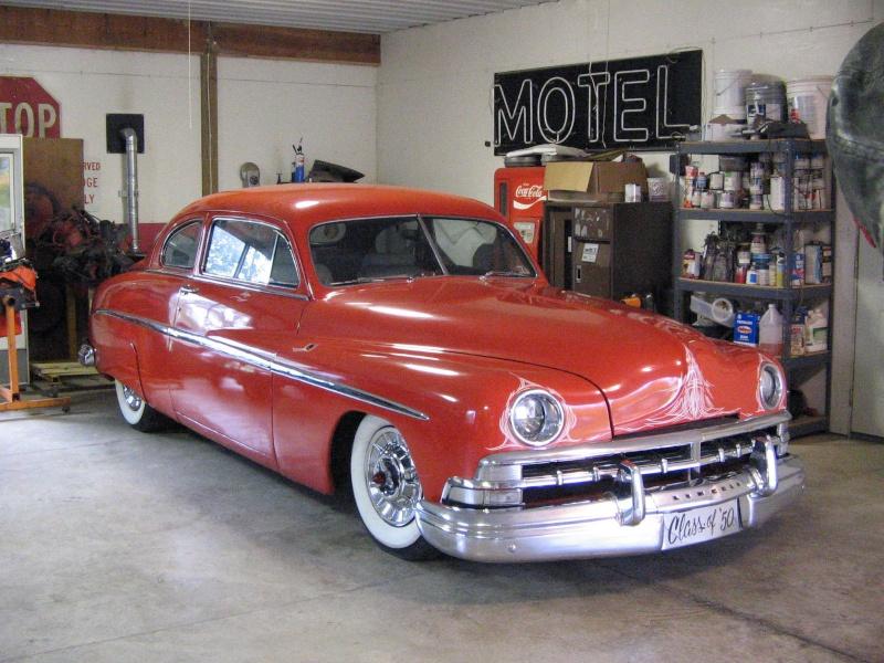 Lincoln 1949 - 1951 custom & mild custom 177
