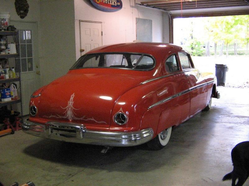 Lincoln 1949 - 1951 custom & mild custom 178