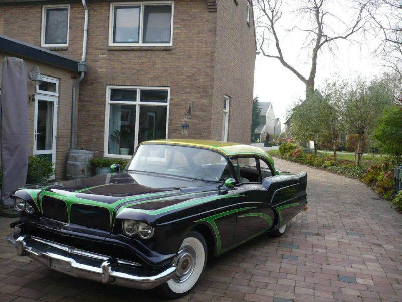 Buick 1958 custom & mild custom 17986110