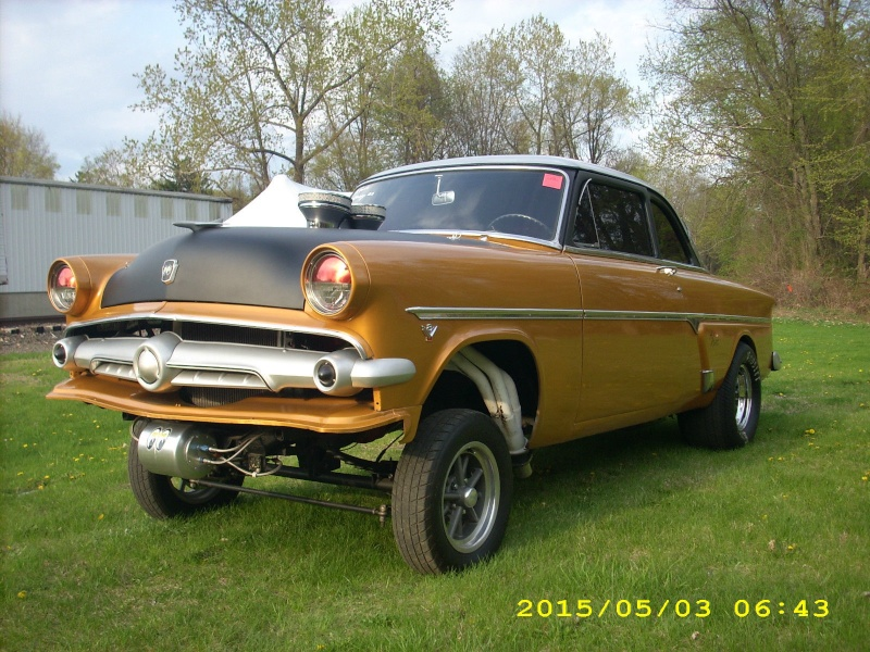 1950's Ford Gasser  - Page 2 185
