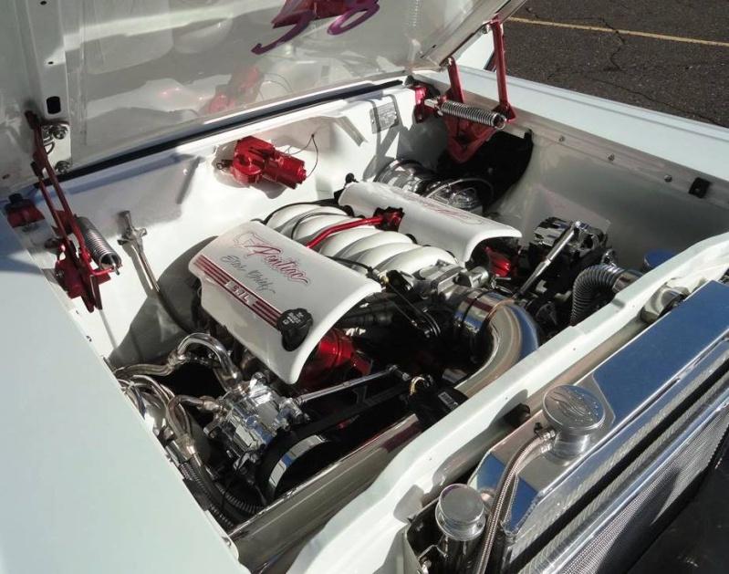 Pontiac 1955 - 1958 custom & mild custom - Page 2 19074710