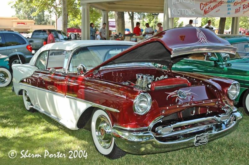 Oldsmobile 1955 - 1956 - 1957 custom & mild custom - Page 4 19104_10