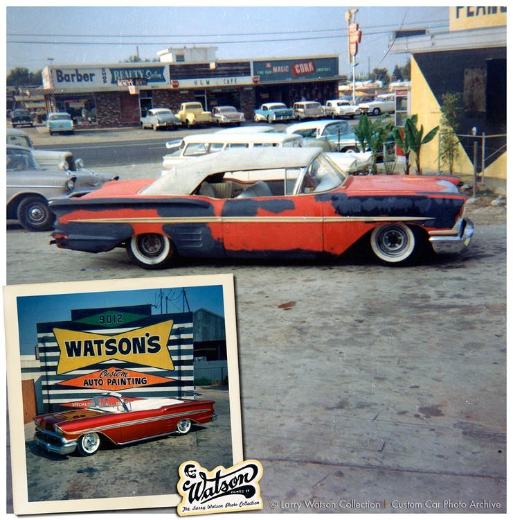 Photos d'époques de Larry Watson - Page 3 1958ch10