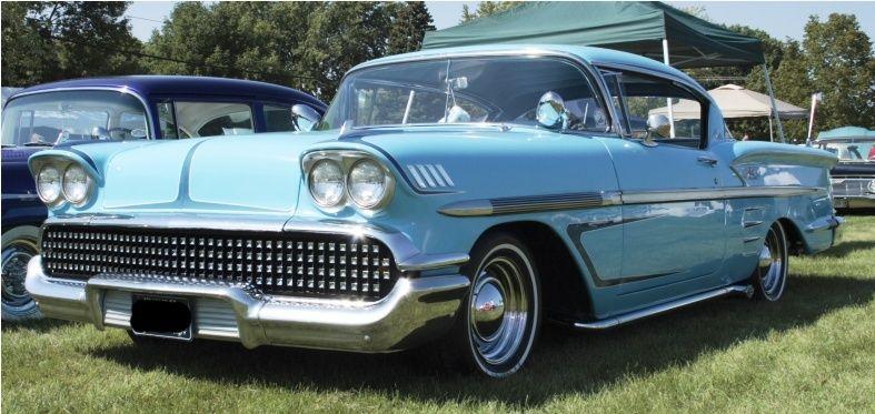 Chevy 1958 custom & mild custom - Page 6 20211_10