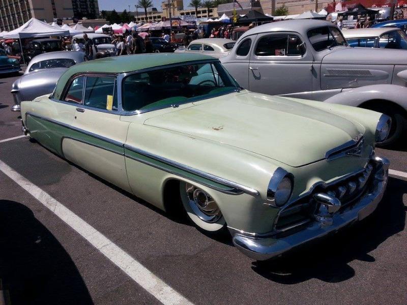 Chrysler & DeSoto 1955 - 1956 custom & mild custom 21166_10