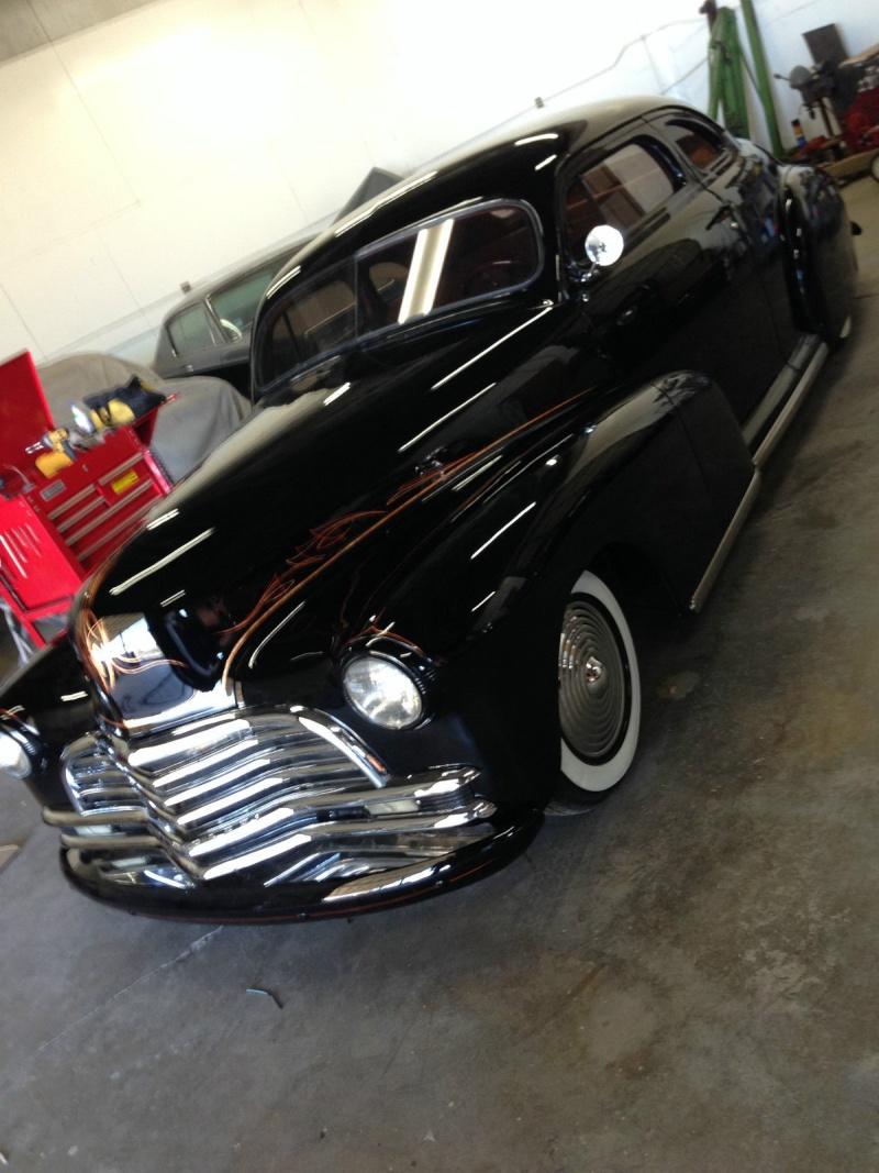 Chevrolet 1946 - 48 custom & mild custom - Page 2 2119