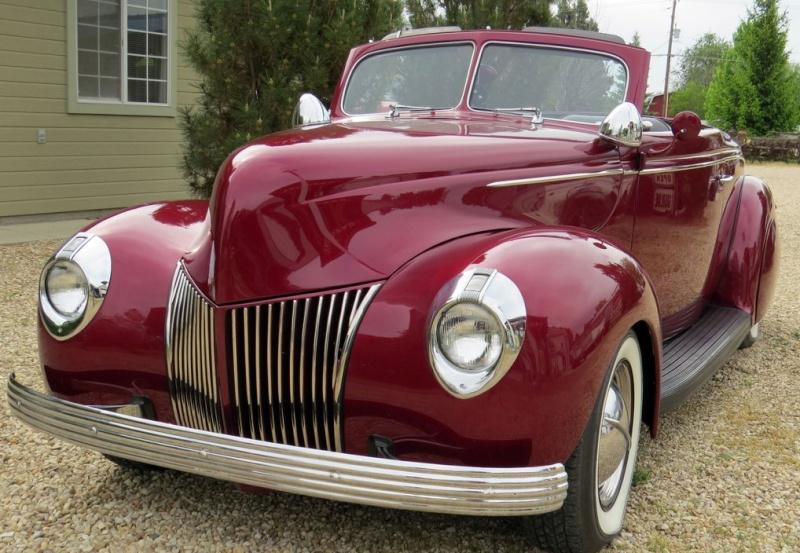 Ford & Mercury 1939 - 40 custom & mild custom - Page 5 2136