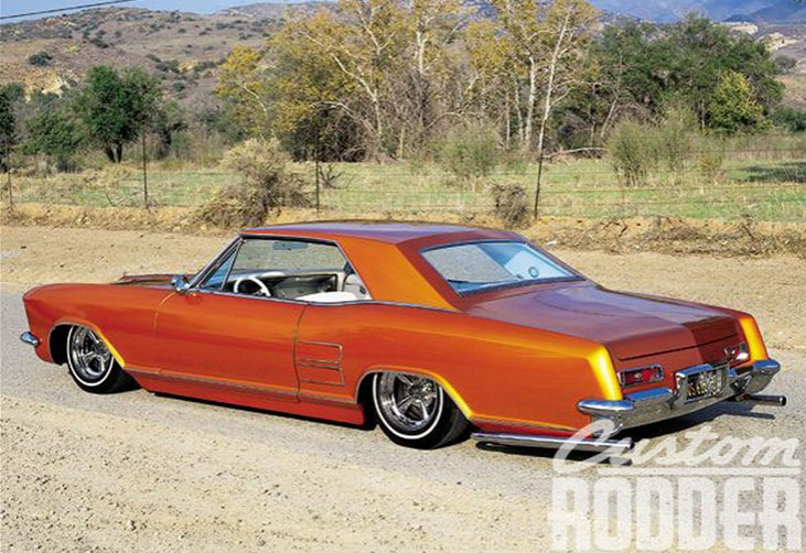 Buick Riviera 1963 - 1965 custom & mild custom - Page 2 2153