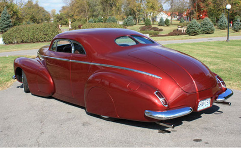 1941 Buick 2 Door Coupe - The Phoenix  -  220
