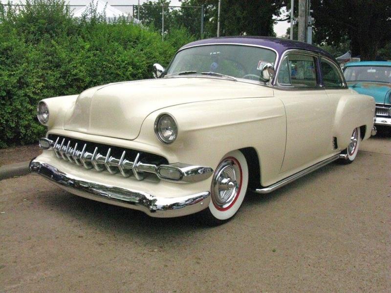 Chevy 1953 - 1954 custom & mild custom galerie - Page 10 22619_10