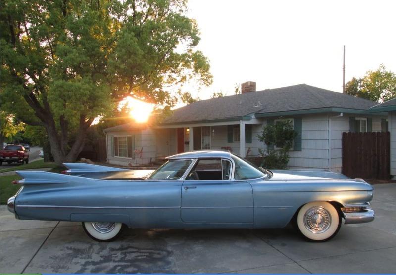 Cadillac Classic Cars 235
