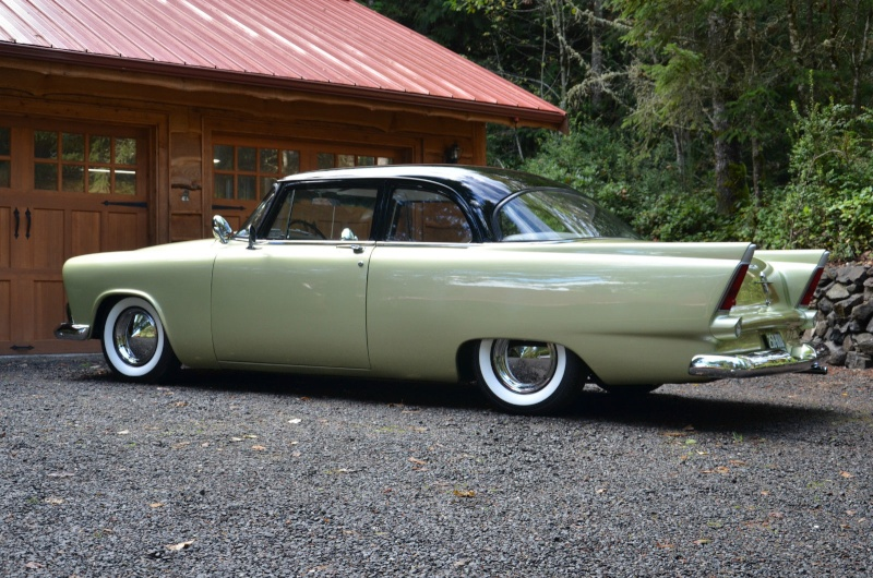 Plymouth & Desoto diplomat 1955 - 1956 custom & mild custom - Page 2 248