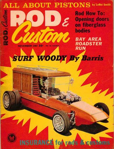 Surf Woody - George Barris - 1965 258