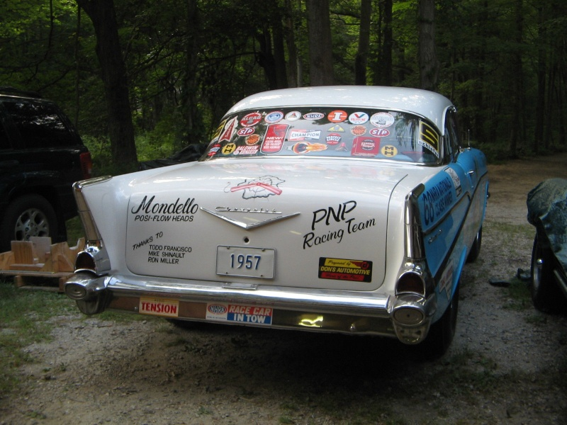 1950's car dragster 266