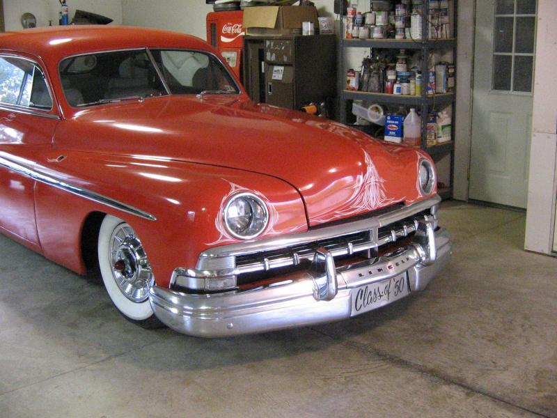 Lincoln 1949 - 1951 custom & mild custom 268