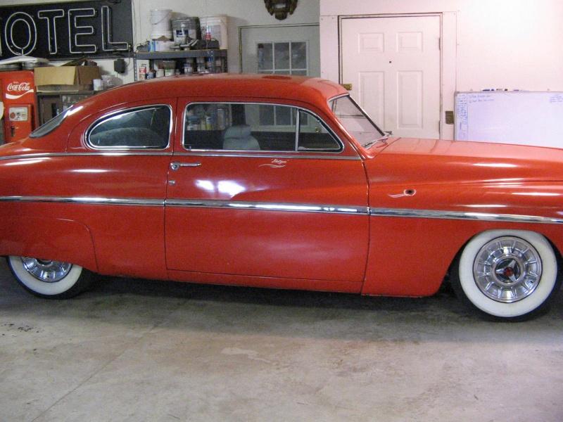 Lincoln 1949 - 1951 custom & mild custom 269