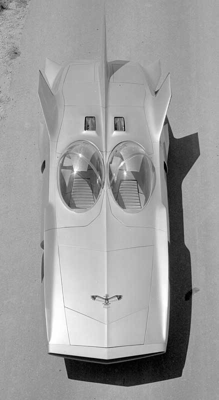 Firebird 3 Concept Car 285
