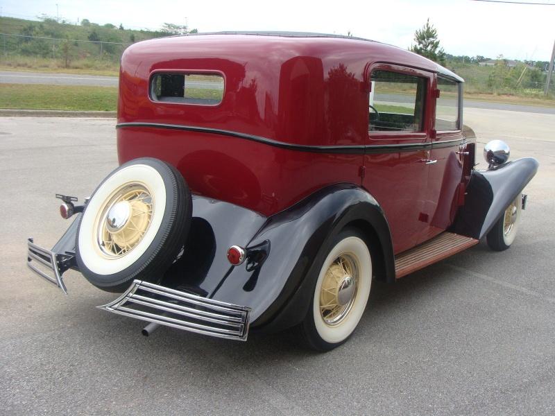 1935 BREWSTER TOWN CAR 294