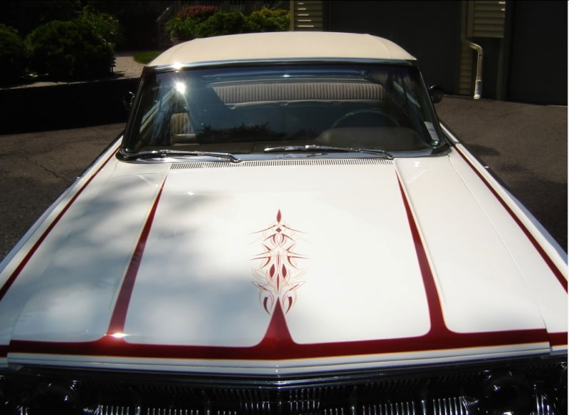 Mercury 1961 - 1964 custom & mild custom 321