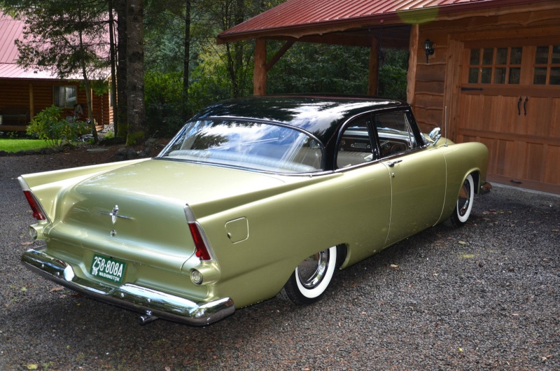 Plymouth & Desoto diplomat 1955 - 1956 custom & mild custom - Page 2 342