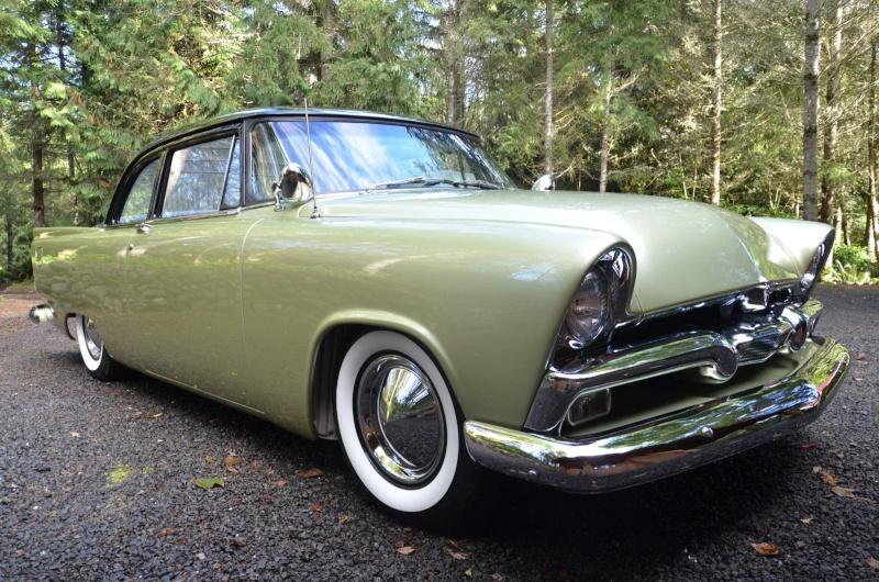 Plymouth & Desoto diplomat 1955 - 1956 custom & mild custom - Page 2 343
