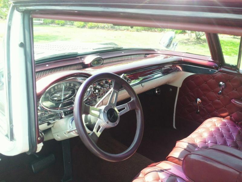 Oldsmobile 1955 - 1956 - 1957 custom & mild custom - Page 4 346