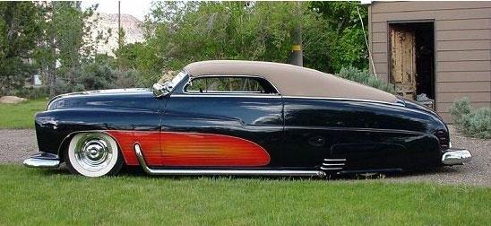 1950 Mercury - Bodacious - Bo Huff 349