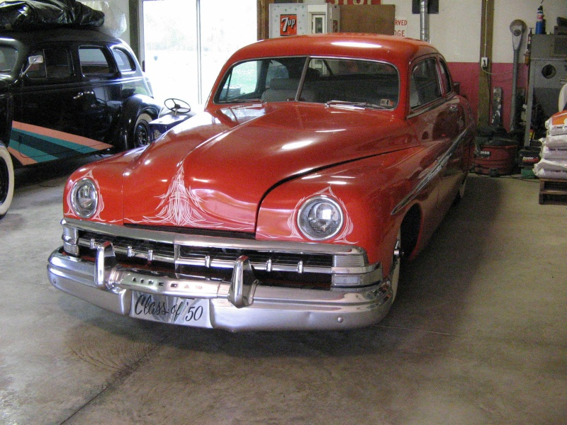 Lincoln 1949 - 1951 custom & mild custom 358