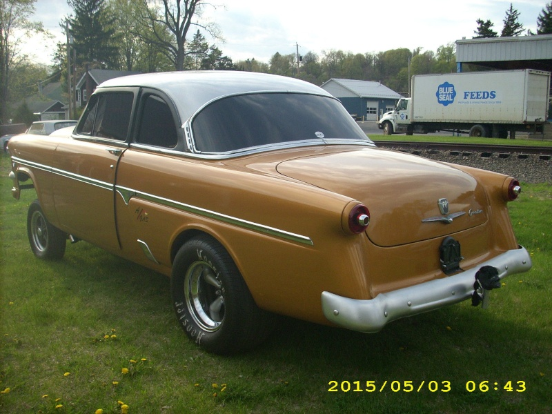 1950's Ford Gasser  - Page 2 366