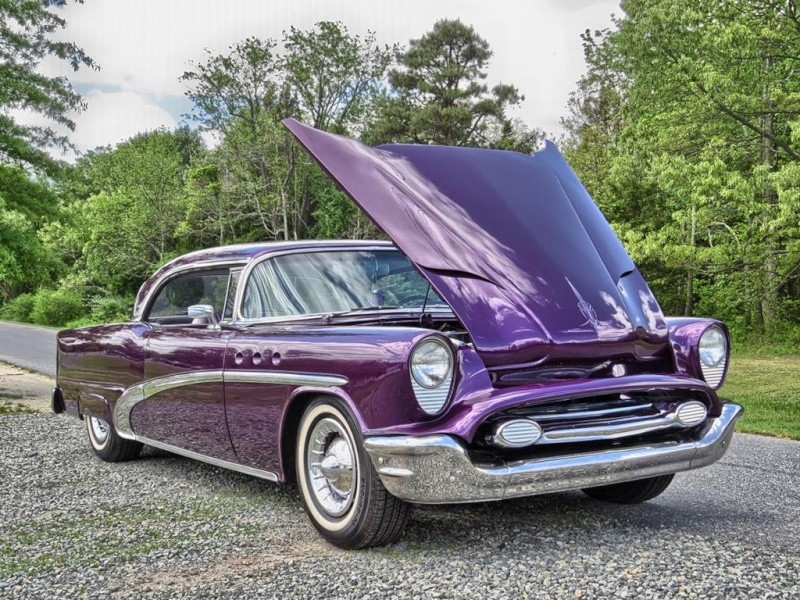 Buick 1950 -  1954 custom and mild custom galerie - Page 7 399