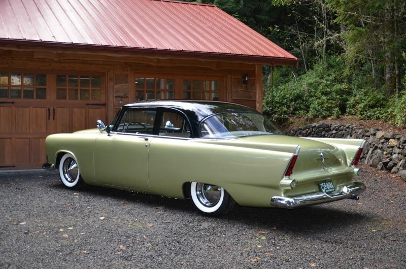 Plymouth & Desoto diplomat 1955 - 1956 custom & mild custom - Page 2 428