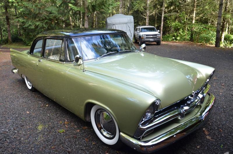Plymouth & Desoto diplomat 1955 - 1956 custom & mild custom - Page 2 429