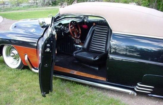 1950 Mercury - Bodacious - Bo Huff 435