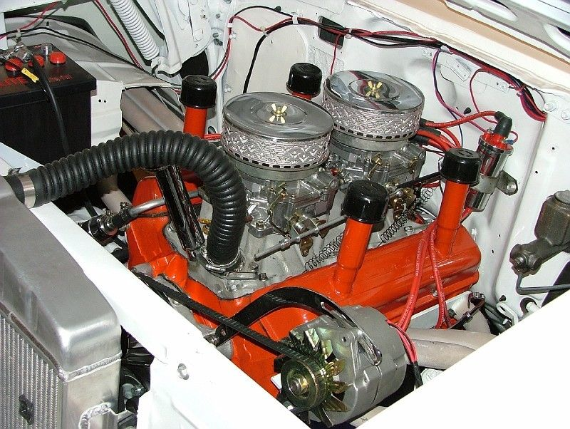 1950's car dragster 441