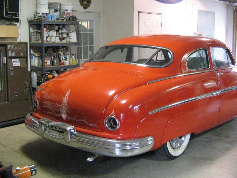 Lincoln 1949 - 1951 custom & mild custom 444