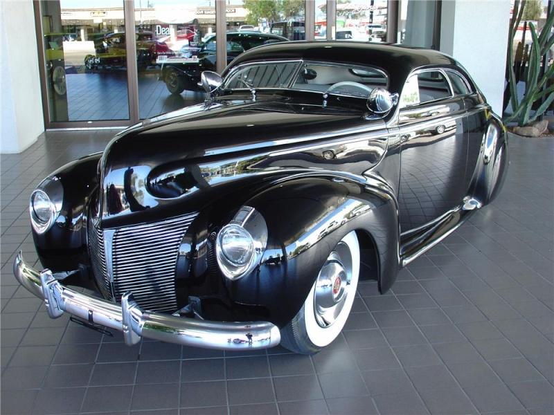 1940 Mercury Custom - Stardust - John D'Agostino 48989_11