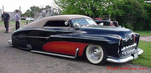 1950 Mercury - Bodacious - Bo Huff 50merc10