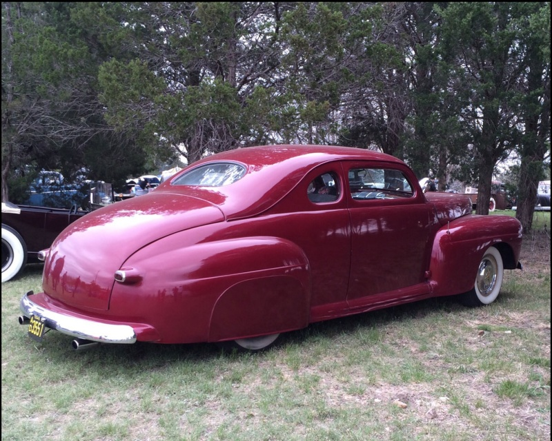 Ford & Mercury 1941 - 1948 customs & mild custom - Page 5 513