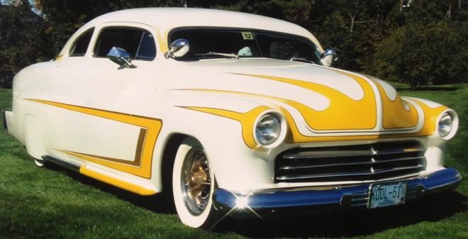 1951 Mercury - Cecil Proffitt 51merc10