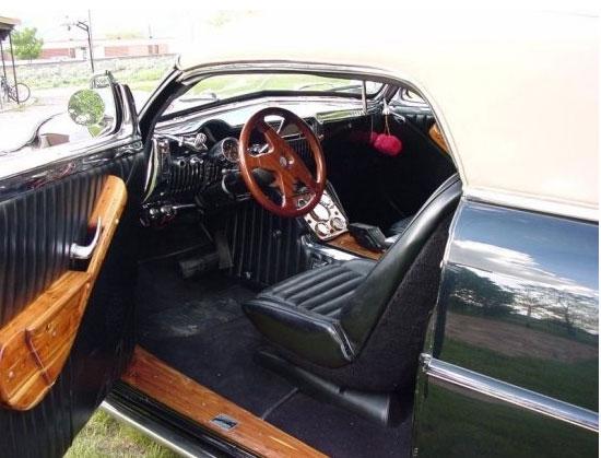 1950 Mercury - Bodacious - Bo Huff 528